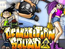 Аппарат Команда Демонтажников – играйте онлайн бесплатно