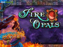 Играйте бесплатно на игровом слоте Горящие Опалы