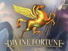 Игровой слот Divine Fortune с отличными призами